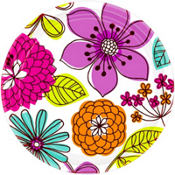 Floral Chic Party Supplies
