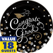 Congrats Graduation Party Supplies