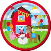 Farmhouse Fun Birthday Party Supplies