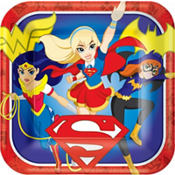 DC Super Hero Girls Party Supplies