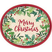Merry Holly Day Party Supplies