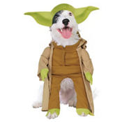 Star Wars Yoda Dog Costume