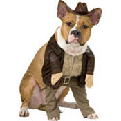 Indiana Jones Dog Costume