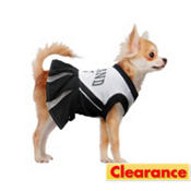 Oakland Raiders NFL Dog Cheerleader Costume