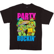 Party Rockin Teenage Mutant Ninja Turtles T-Shirt
