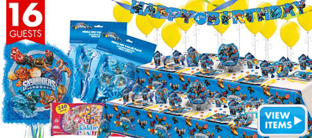 Discount party supplies from ages 1 to Partypro literally carries every age. Find licensed party themes as well as popular themed birthday themes. Click on the links below for age specific party .