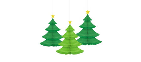 hanging christmas decorations garlands tinsel decorations party city canada. Black Bedroom Furniture Sets. Home Design Ideas