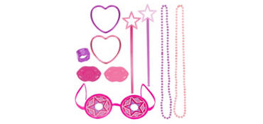 Fashion Fun Favor Pack 48pc