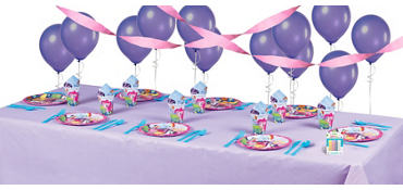 My Little Pony Party Supplies Basic Party Kit for 8 Guests