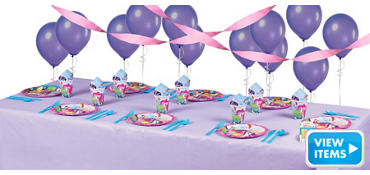 My Little Pony Party Supplies Basic Party Kit