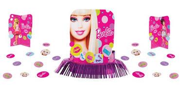 Barbie Centerpiece Kit 23pc