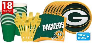 Green Bay Packers Basic Fan Kit