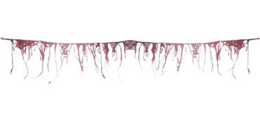 String of Nerves Garland 8ft