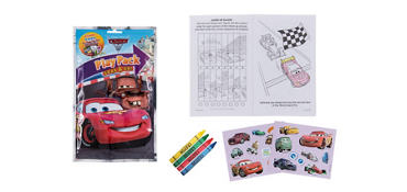 Cars Activity Kit
