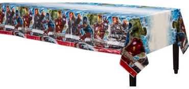 Long Avengers Table Cover