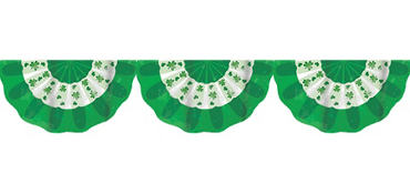 Shamrock St. Patrick's Day Bunting