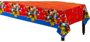 Mickey Mouse Table Cover