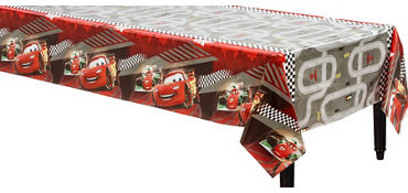 Cars Table Cover