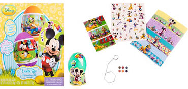 Mickey Mouse Easter Egg Decorating Kit