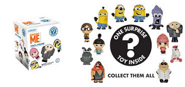 Despicable Me Mystery Pack