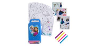 Frozen Sticker Activity Box