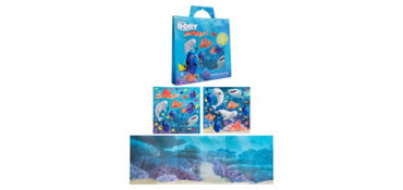 Finding Dory Sticker Activity Kit