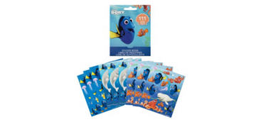 Finding Dory Sticker Book 9 Sheets