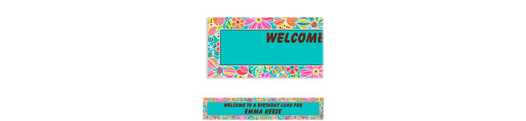 Custom Chill Out Banner 6ft