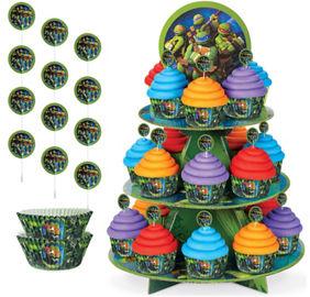 Teenage Mutant Ninja Turtles Cake Supplies Teenage
