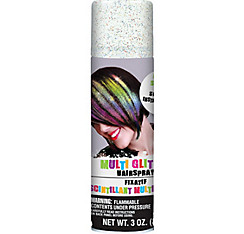 Glitter Rainbow Hair Spray