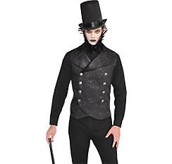 Black Vampire Vest