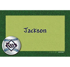 Tampa Bay Rays Custom Thank You Note