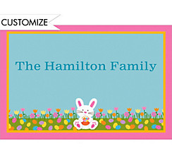 Custom Easter Friends Thank You Notes
