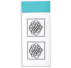 Flourish Envelope Seals 30ct