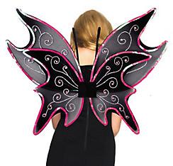 Sequin Fairy Wings