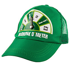 McDrunk O'Meter St. Patrick's Day Trucker Hat
