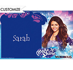 Victorious Custom Thank You Note