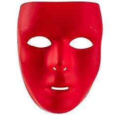 Basic Red Mask