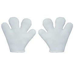 Child Felt Cartoon Gloves