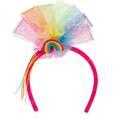 Rainbow Fairy Headpiece