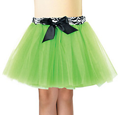 Girls Green Fashion Tutu