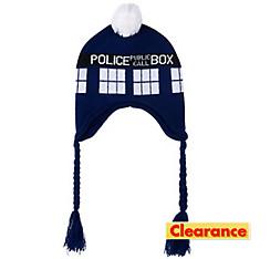 Doctor Who TARDIS Peruvian Hat
