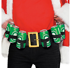 Christmas Drinking Belt