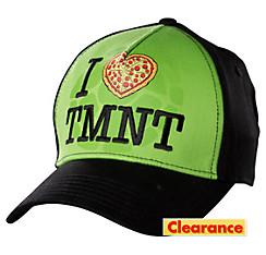 I Heart Pizza Teenage Mutant Ninja Turtles Baseball Hat