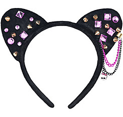 Monster High Studded Ears Headband