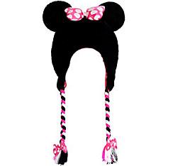 Minnie Mouse Peruvian Hat
