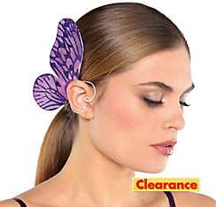 Butterfly Ear Wings