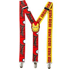 Iron Man Suspenders