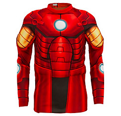 Child Iron Man Muscle Shirt