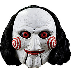 Billy the Puppet Mask - Saw